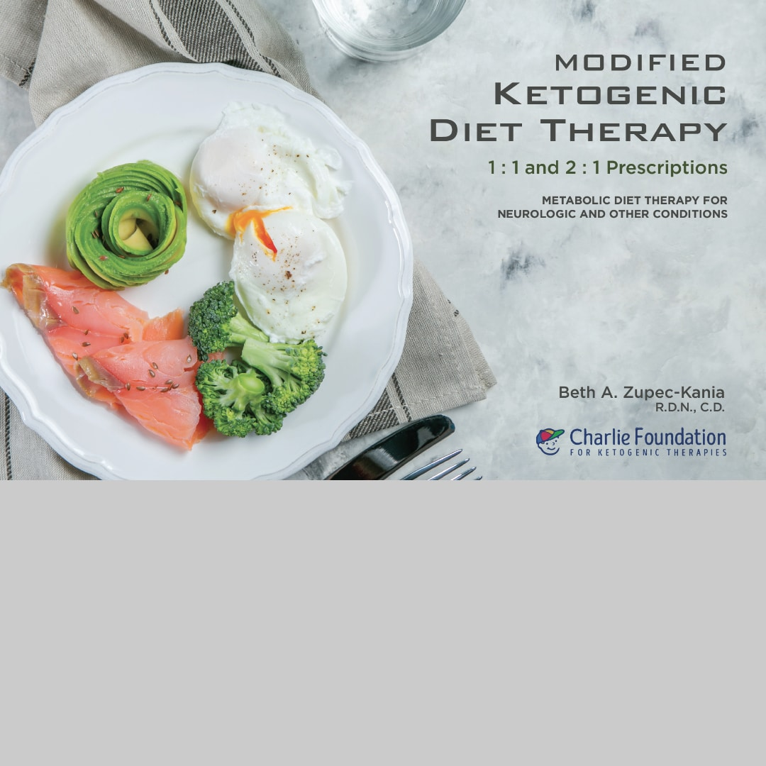 Modified Ketogenic Booklet cover