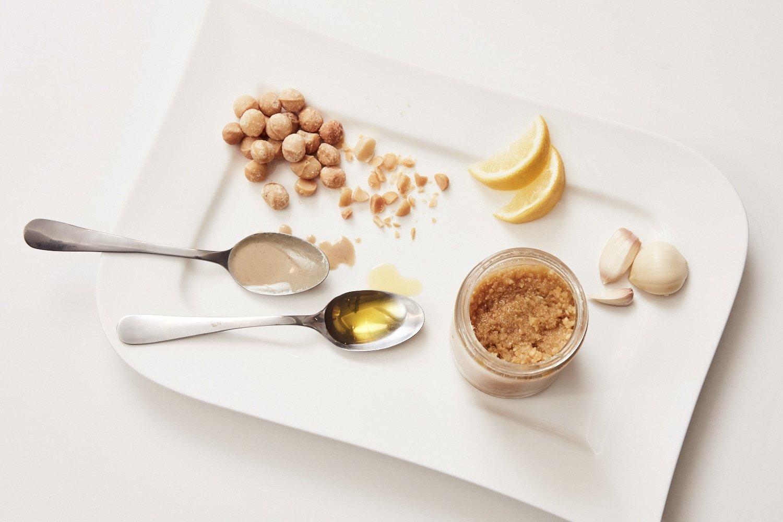 Macadamia Nut Hummus