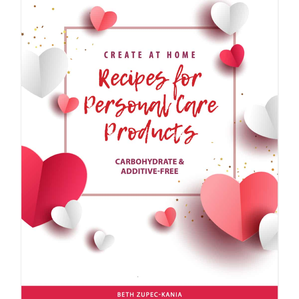 Create at Home Keto Recipes for Personal Care Products