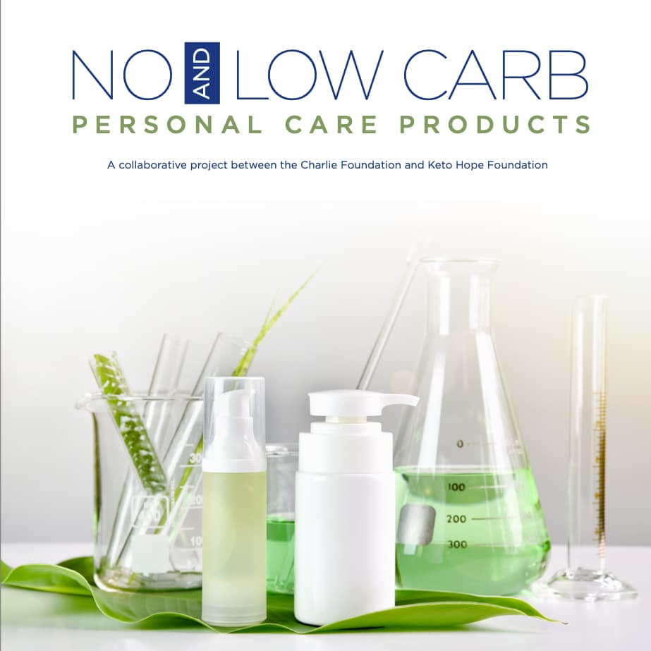 No & Low Carb Personal Care Products